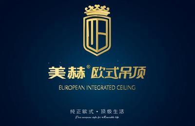 美赫欧式吊顶logo